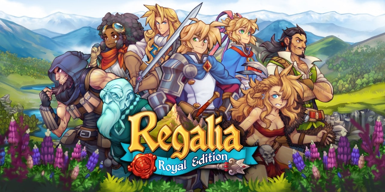 Regalia: Of Men and Monarchs – Royal Edition