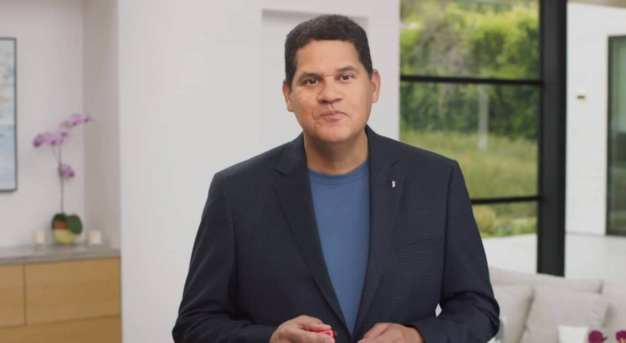 Reggie: New Mother 3 and Animal Crossing - Nintendo Switch