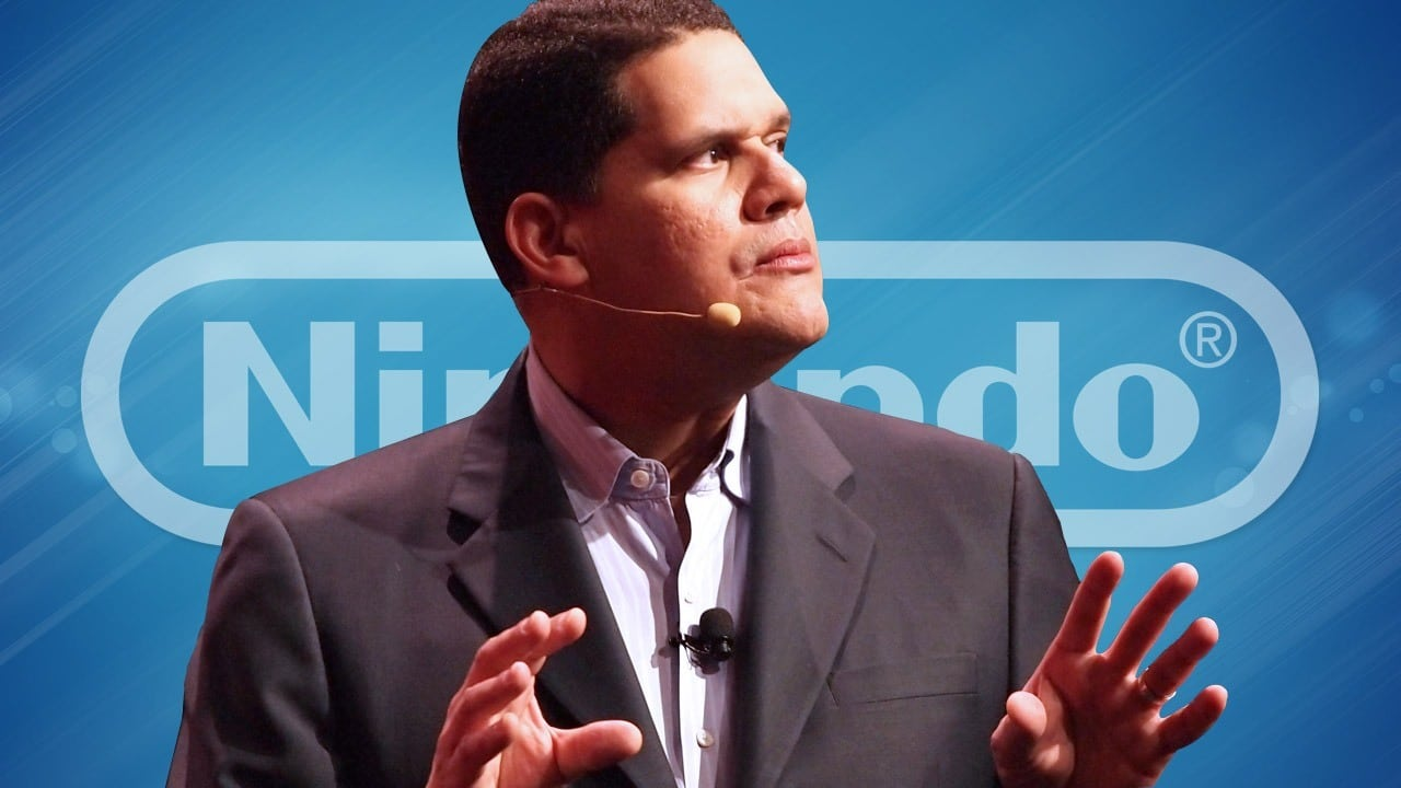 Reggie – Sony and Microsoft are not out competition