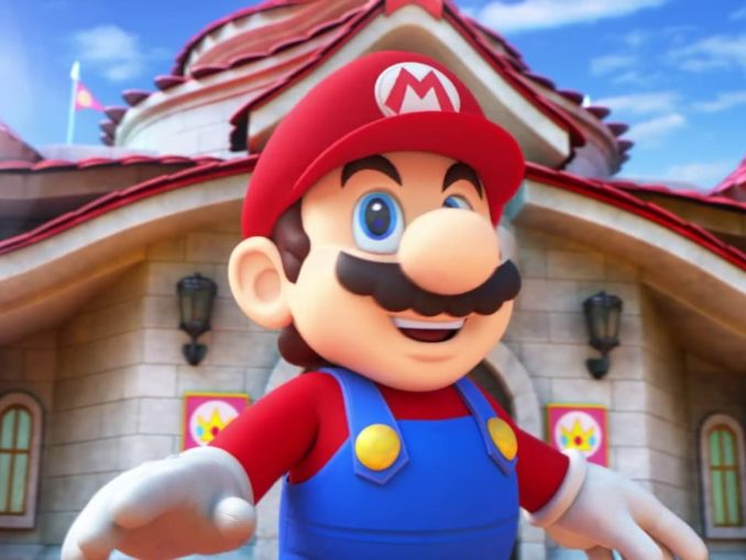 News - Reggie; Super Mario film is ALSO for a new target group