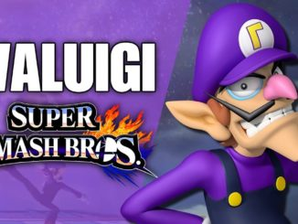 Reggie; Waluigi is Sakurai's decision to make!