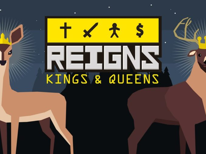 Nieuws - Reigns: Kings & Queens