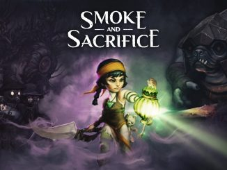 News - Releasedate Smoke and Sacrifice