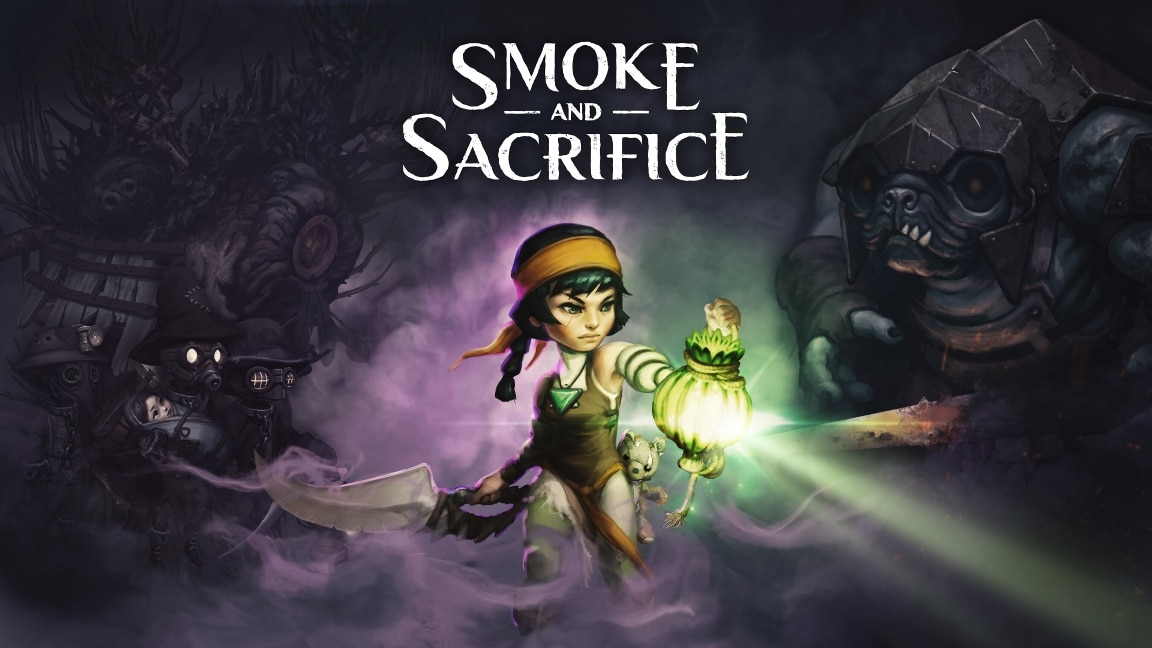 Releasedatum Smoke and Sacrifice