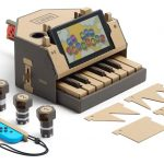 Rengo Co. is supplier cardboard Nintendo Labo