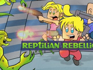 Release - Reptilian Rebellion