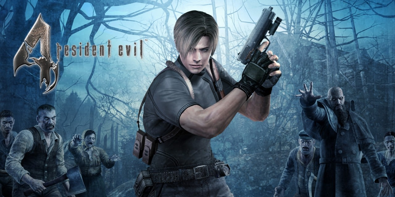 Resident Evil 4 for Nintendo Switch