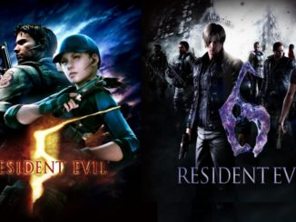 Resident Evil 5 + 6 demos available on eShop