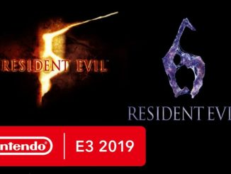 Resident Evil 5 and 6 are on their way