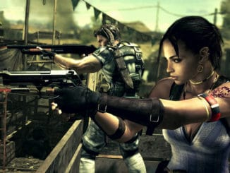 Resident Evil 5 and 6 due 29thOctober