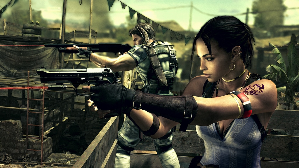 Resident Evil 5 and 6 due 29th October