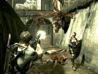 Resident Evil 5 demo – Native resolutie maar framerate issues