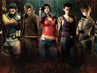Resident Evil collection going to become complete?