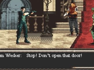 Resident Evil SNES development