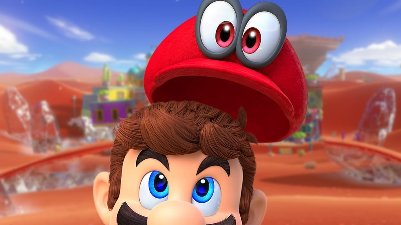 Retail Super Mario Odyssey analyse door Digital Foundry