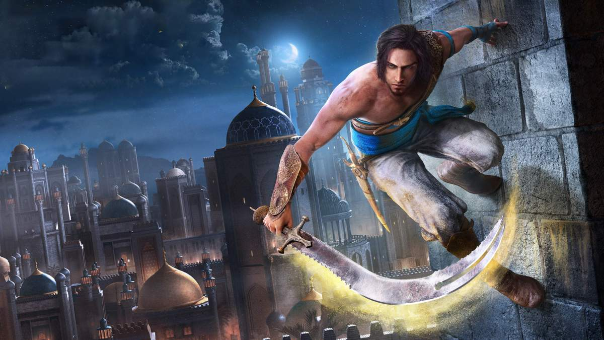 Retailers vermelden Prince of Persia: Sands of Time Remake