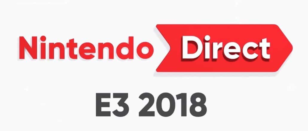 Herbekijk de Nintendo E3 2018 Direct