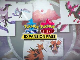 Legendarische Pokemon gedetailleerd voor Pokemon Sword en Shield Expansion Pass