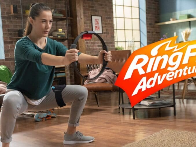 Release - Ring Fit Adventure