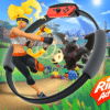 Ring Fit Adventure - a Nintendo workout