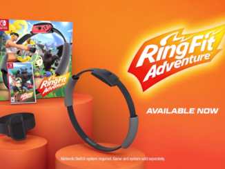 Ring Fit Adventure – Accolades Trailer
