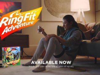 Ring Fit Adventure – My Way To Play TV Commercial
