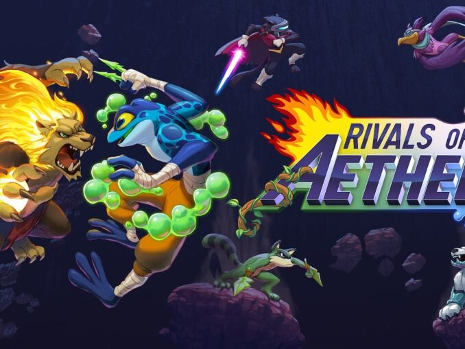 Nieuws - Rivals Of Aether: Definitive Edition komt op 24 September