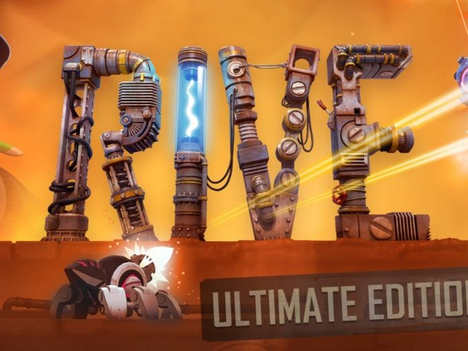 Release - RIVE: Ultimate Edition