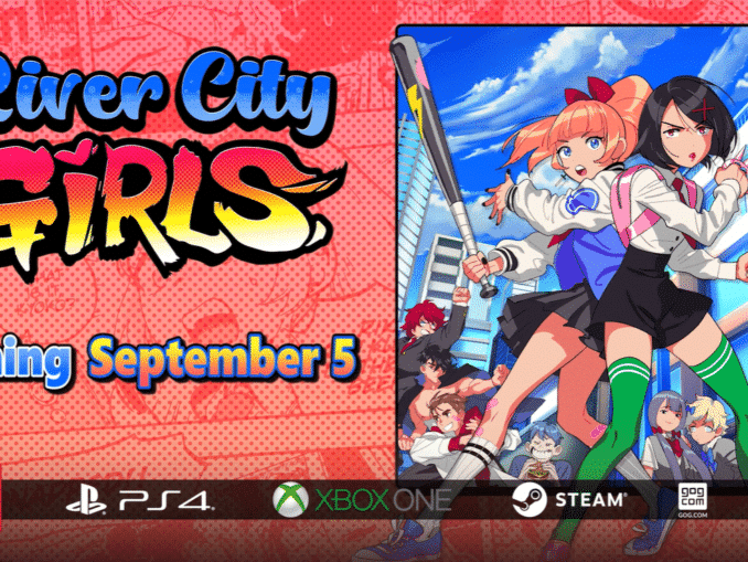 Nieuws - River City Girls – 8 minutes aan gameplay