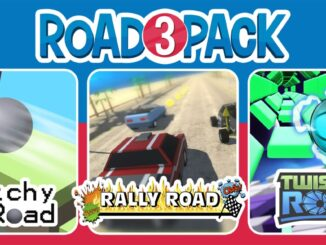 Release - Road 3 Pack