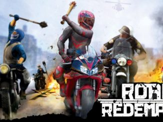 Release - Road Redemption