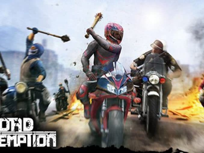 News - Road Redemption in ontwikkeling