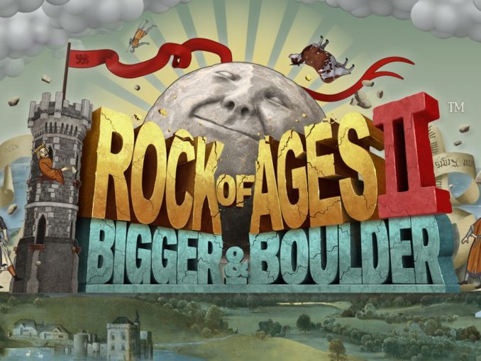 Release - Rock of Ages 2: Bigger & Boulder™