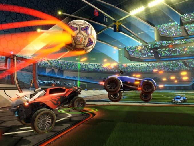 News - Rocket League Cross-Play matchmaking now reality