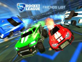 Nieuws - Rocket League Friends Update – 19 februari