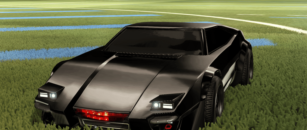 Rocket League – Knight Rider Car Pack nu beschikbaar