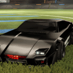 Rocket League - Knight Rider Car Pack Now Available