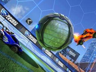 Rocket League teaming with WWE