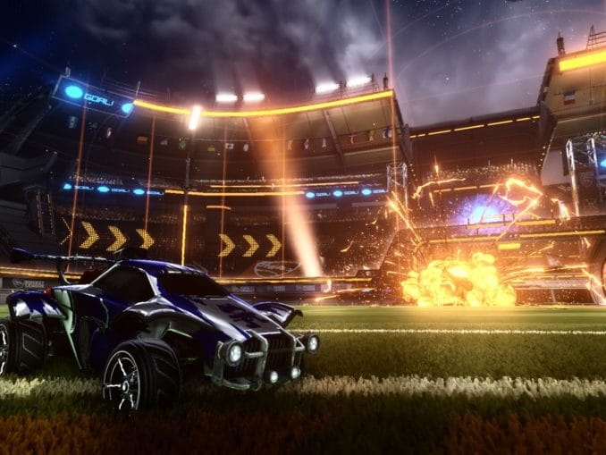 Nieuws - Rocket League Versie 1.57 uit – patch notes