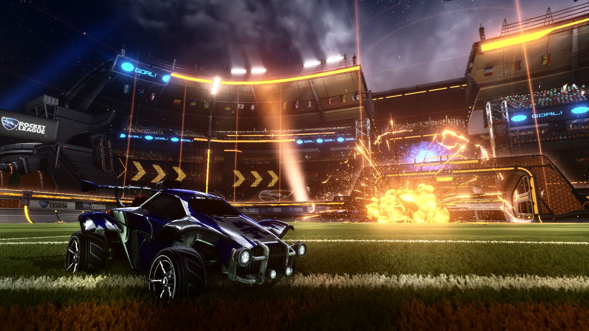 Rocket League Versie 1.57 uit – patch notes