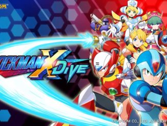 ROCKMAN X DiVE announced … for smartphones