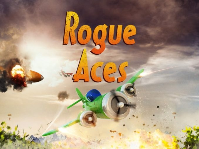 Release - Rogue Aces