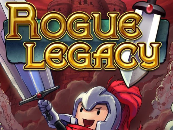Release - Rogue Legacy