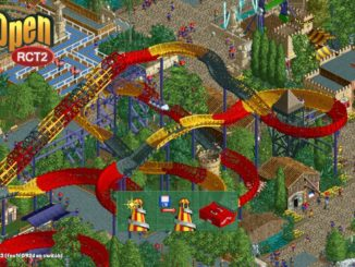 RollerCoaster Tycoon 2 port (homebrew)