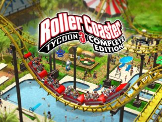 Release - RollerCoaster Tycoon 3 Complete Edition