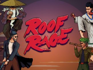Release - Roof Rage