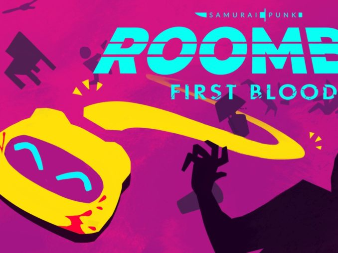 Release - Roombo: First Blood