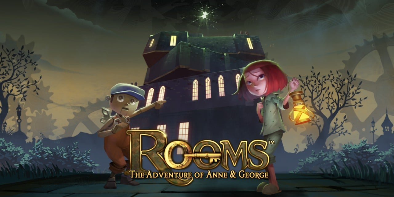 Rooms: The Adventure of Anne & George