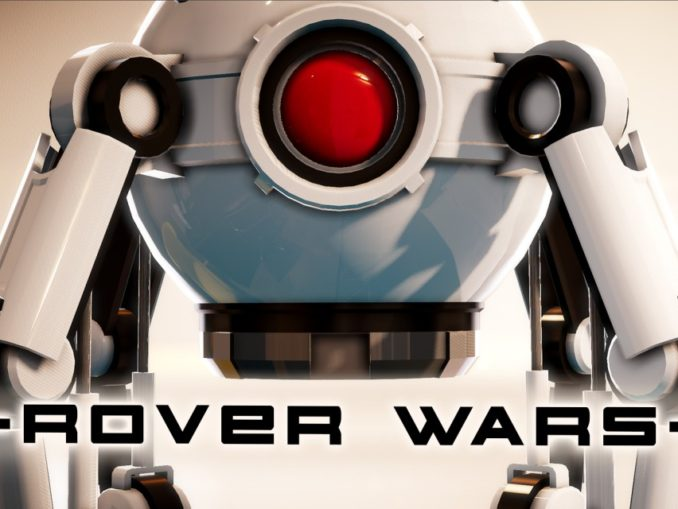 Release - Rover Wars