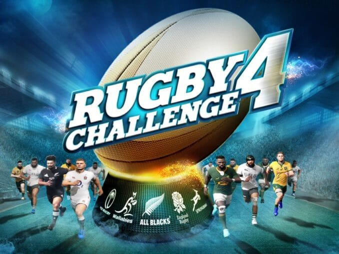 Release - Rugby Challenge 4